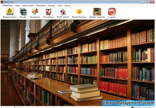 computerized library management system chapter2 essay The aim of the project is to make the manual handling of library system into computerized  library management system supports other.